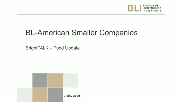 BL US Smaller Companies – Investing in US Small- and Mid-cap companies