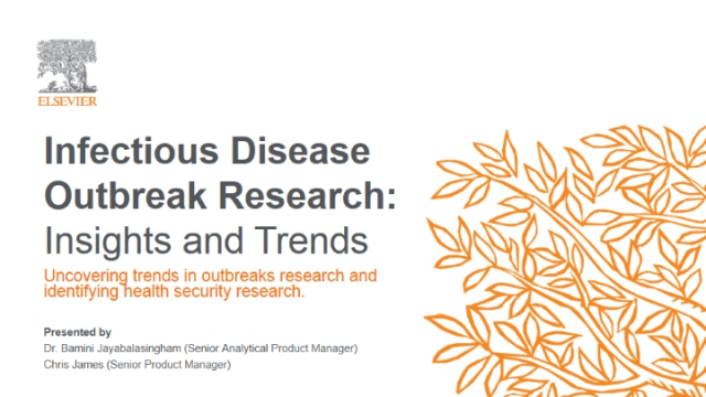 Infectious Disease Outbreak Research: Insights and Trends