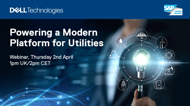 Powering a Modern Platform for Utilities