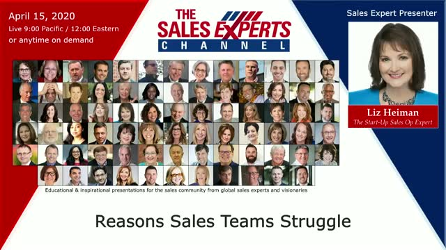 Reasons Sales Teams Struggle