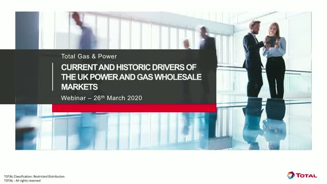 Current and historic drivers of the UK power and gas wholesale markets