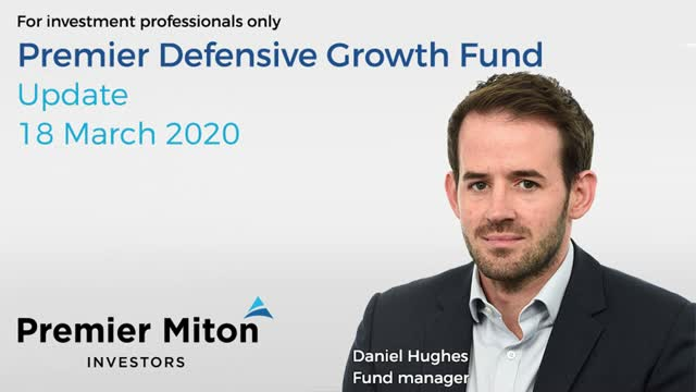 Premier Defensive Growth Fund update