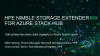 Introducing the HPE Storage Extender for Azure Stack Hub