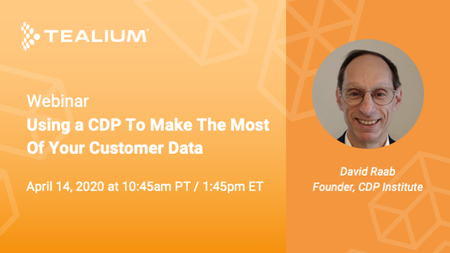 Using a CDP To Make The Most Of Your Customer Data