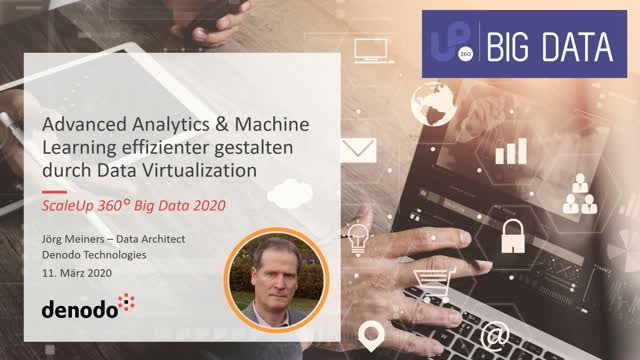 Advanced Analytics & ML effizienter gestalten durch Data Virtualization