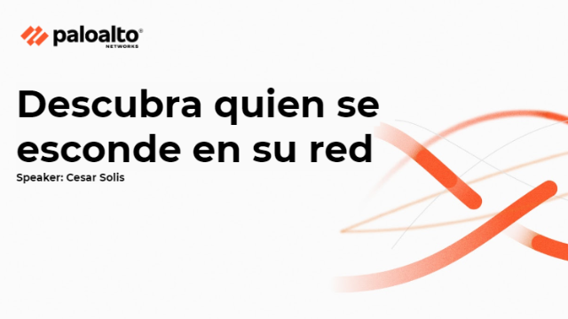 Descubra quien se esconde en su red