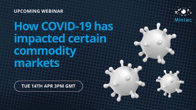 How COVID-19 has impacted certain commodity markets