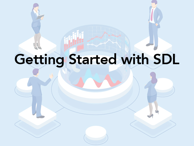 Getting Started with SDL