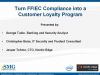 Turn FFIEC Compliance into Customer Loyalty and Retention