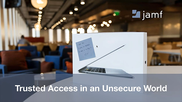 Trusted Access in an Unsecure World