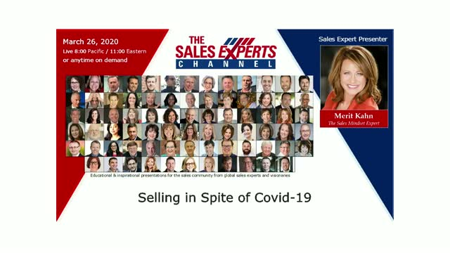 Selling in Spite of Covid-19