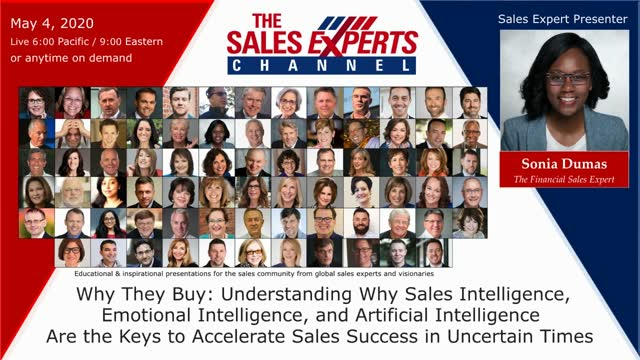 Why They Buy: Leveraging Sales Intelligence, EQ, and AI in Uncertain Times