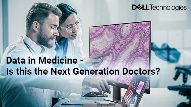 Data in Medicine – Is this the Next Generation Doctors?