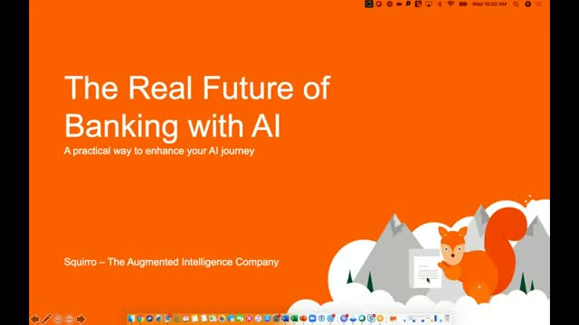 The Real Future of Banking with AI