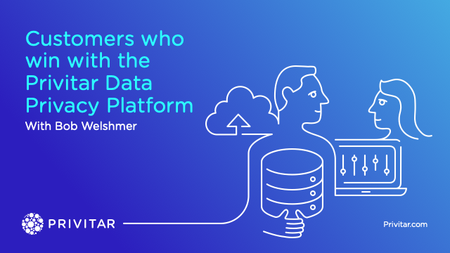 Customers who win with the Privitar Data Privacy Platform
