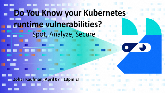 Do You Know your Kubernetes runtime vulnerabilities?