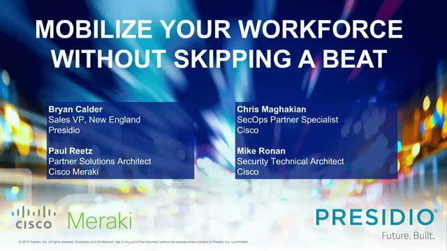 Mobilize your Workforce without Skipping a Beat