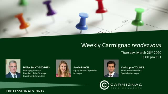Weekly Carmignac rendezvous #2 (in English)