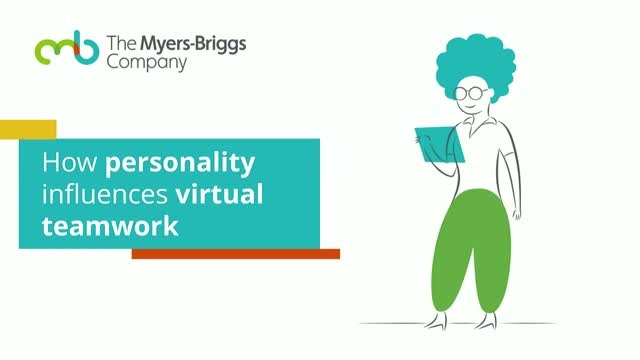 How personality influences virtual teamwork