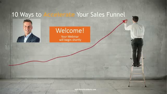 10 Ways To Accelerate Your Sales Funnel