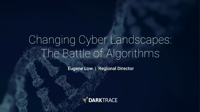 Changing Cyber Landscapes: The Battle of Algorithms