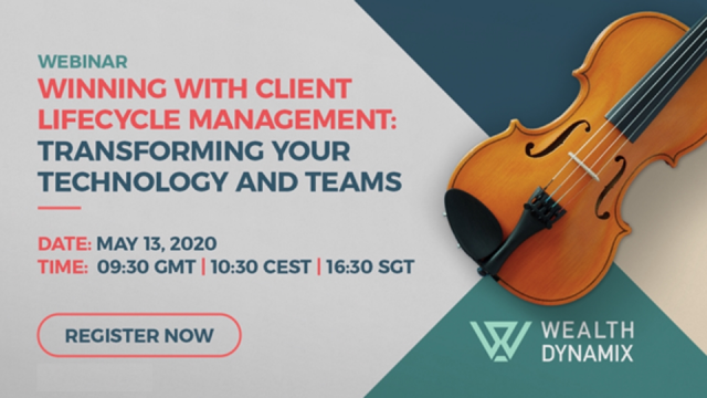 Winning with Client Lifecycle Management: Transforming your technology and teams