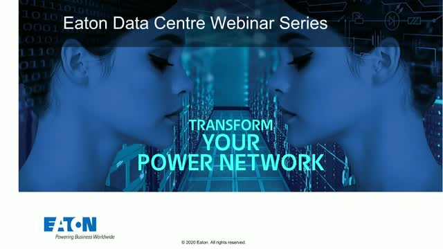 Transform your data centre: A systems approach to power network design