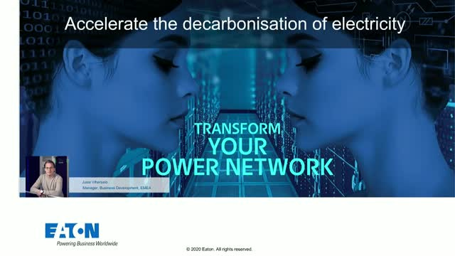 Transform your data centre: Accelerate the decarbonisation of electricity