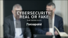 Cybersecurity: Real or Fake?