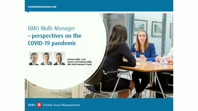BMO Multi-Manager People - perspectives on the pandemic