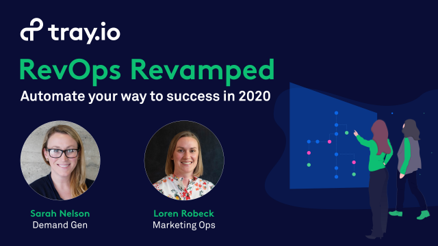 RevOps Revamped: Automate your way to success in 2020