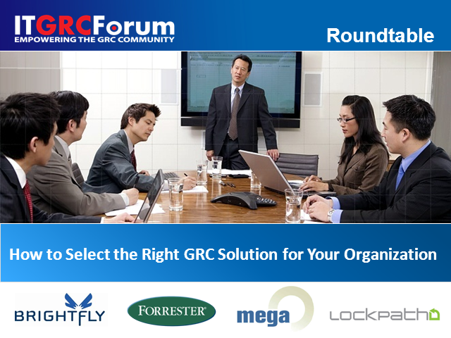How to Select the Right GRC Solution for Your Organization