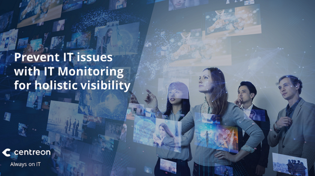 Prevent IT Issues with Holistic Visibility Monitoring
