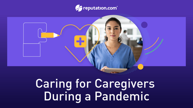 Caring For The Caregivers During a Pandemic