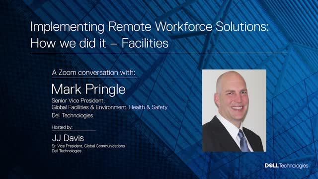 Implementing Remote Workforce Solutions: How We Did It – Facilities