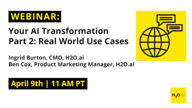 Your AI Transformation Part 2: Real World Use Cases