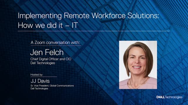 Implementing Remote Workforce Solutions: How We Did It – IT