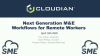 Next Generation M&E Workflows for Remote Workers