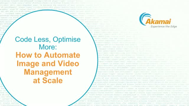Code Less, Optimise More: How to Automate Image and Video Management at Scale