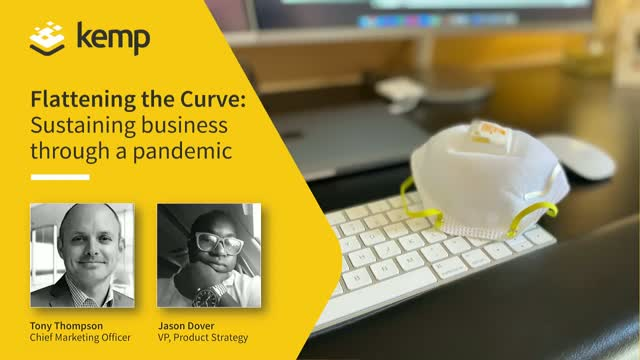 Flattening the curve: Sustain Your Business through the Pandemic