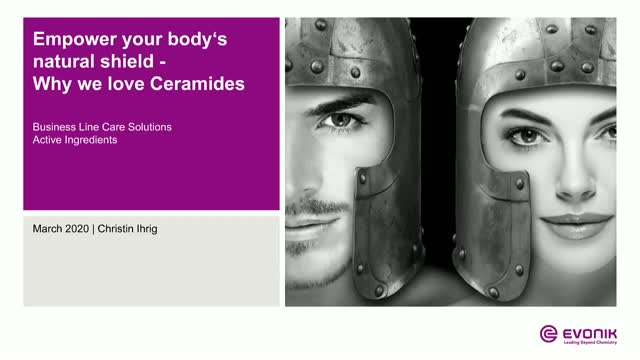 Empower your body's natural shield – Why we love ceramides