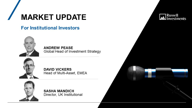 Market Update for Institutional Investors