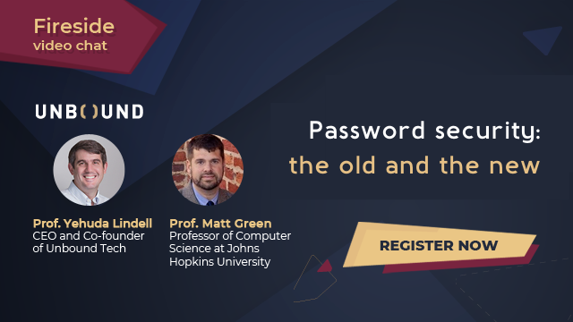Password security - the old and the new