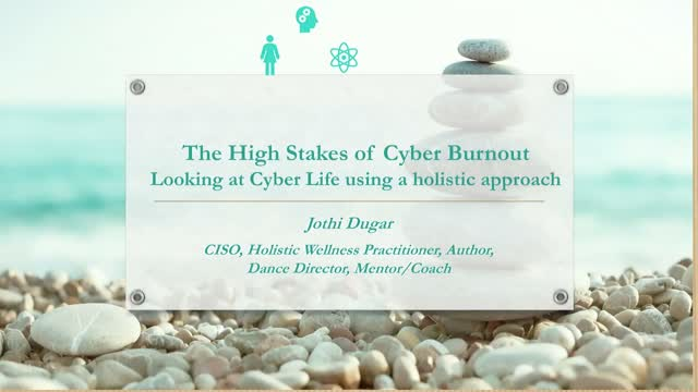 CyberOm - Hacking the Wellness Code in a Chaotic Cyber World