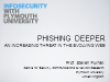 Phishing Deeper: an Increasing Threat in the Evolving Web
