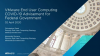 VMware Remote Work Solutions to Support Federal Continuity of Operations Plans