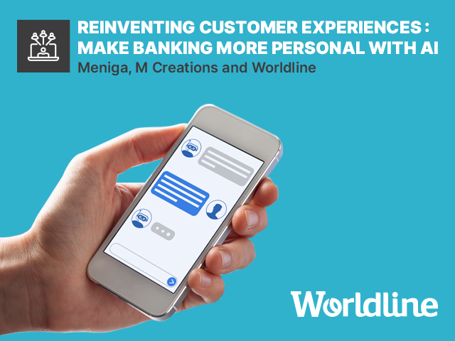 Reinventing customer experiences: make banking more personal with AI