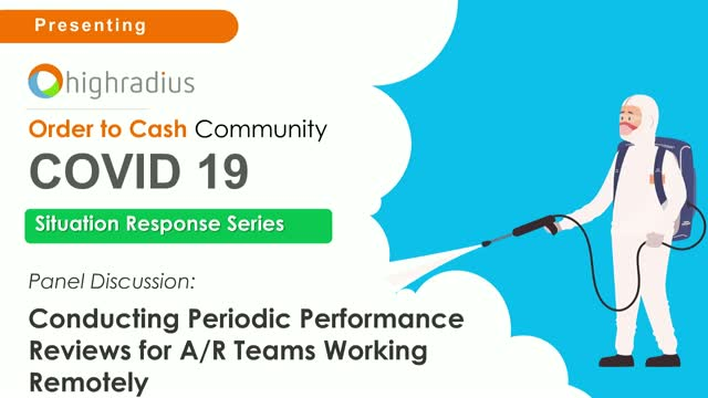 Conducting Periodic Performance Reviews for A/R Teams Working Remotely