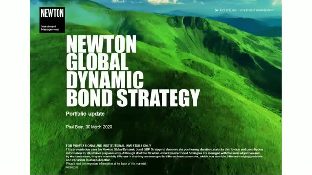 Newton Global Dynamic Bond update