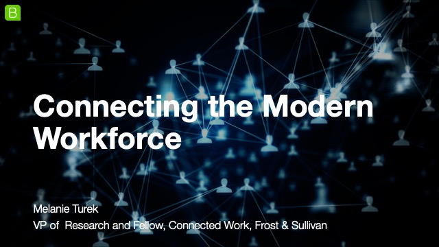 Connecting a Modern Workforce